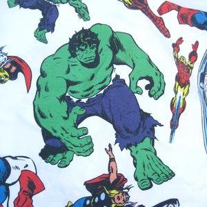 Pottery Barn Kids Marvel Avengers Std Pillowcase